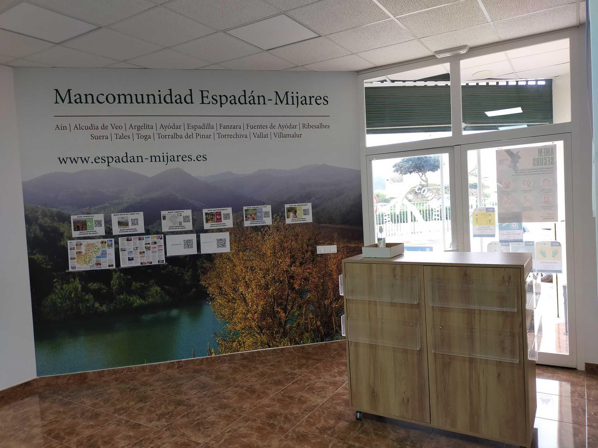 TOURIST INFO ESPADÁN MIJARES
