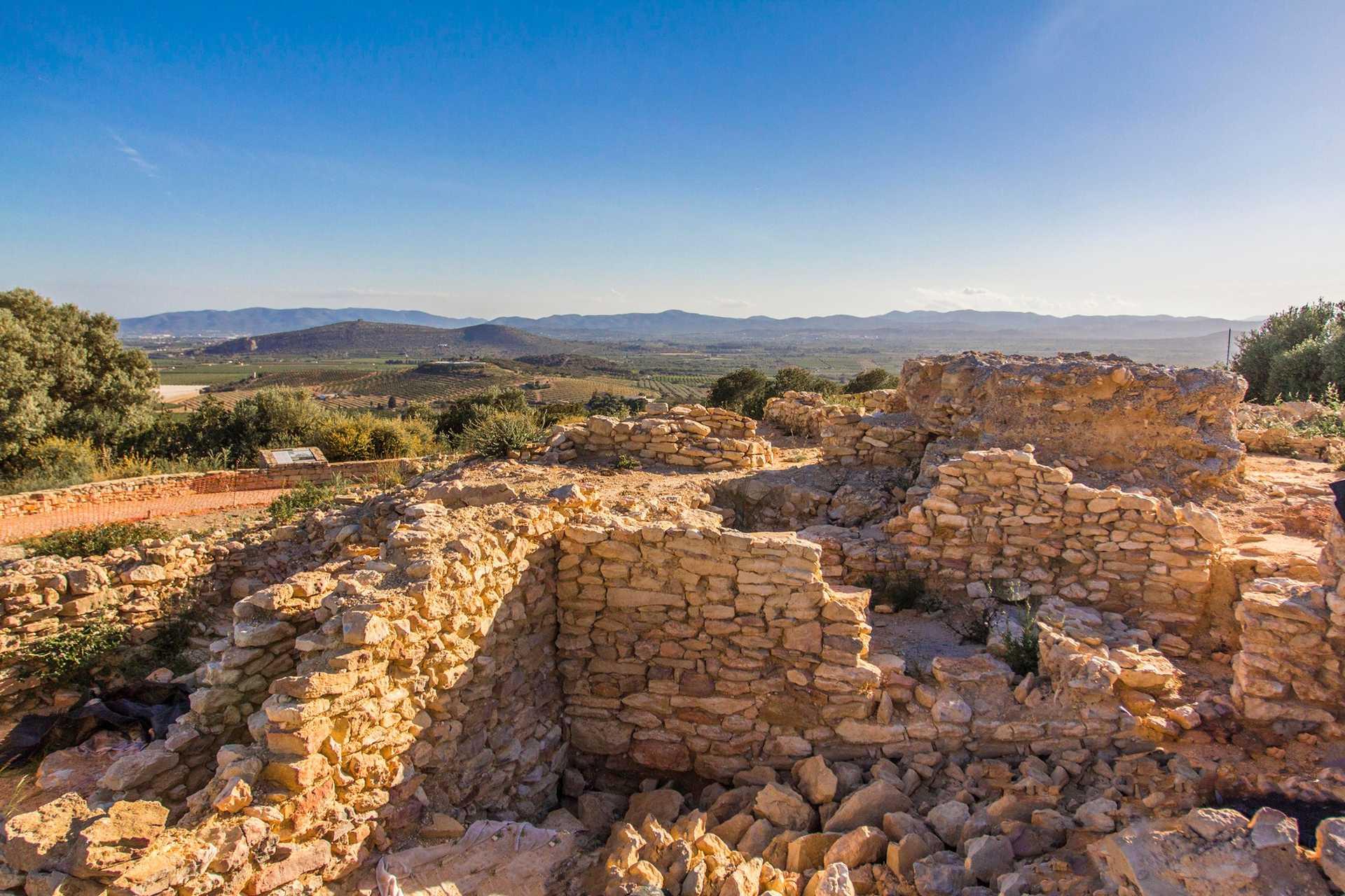 Poblado Ibérico del Puig de la Misericordia