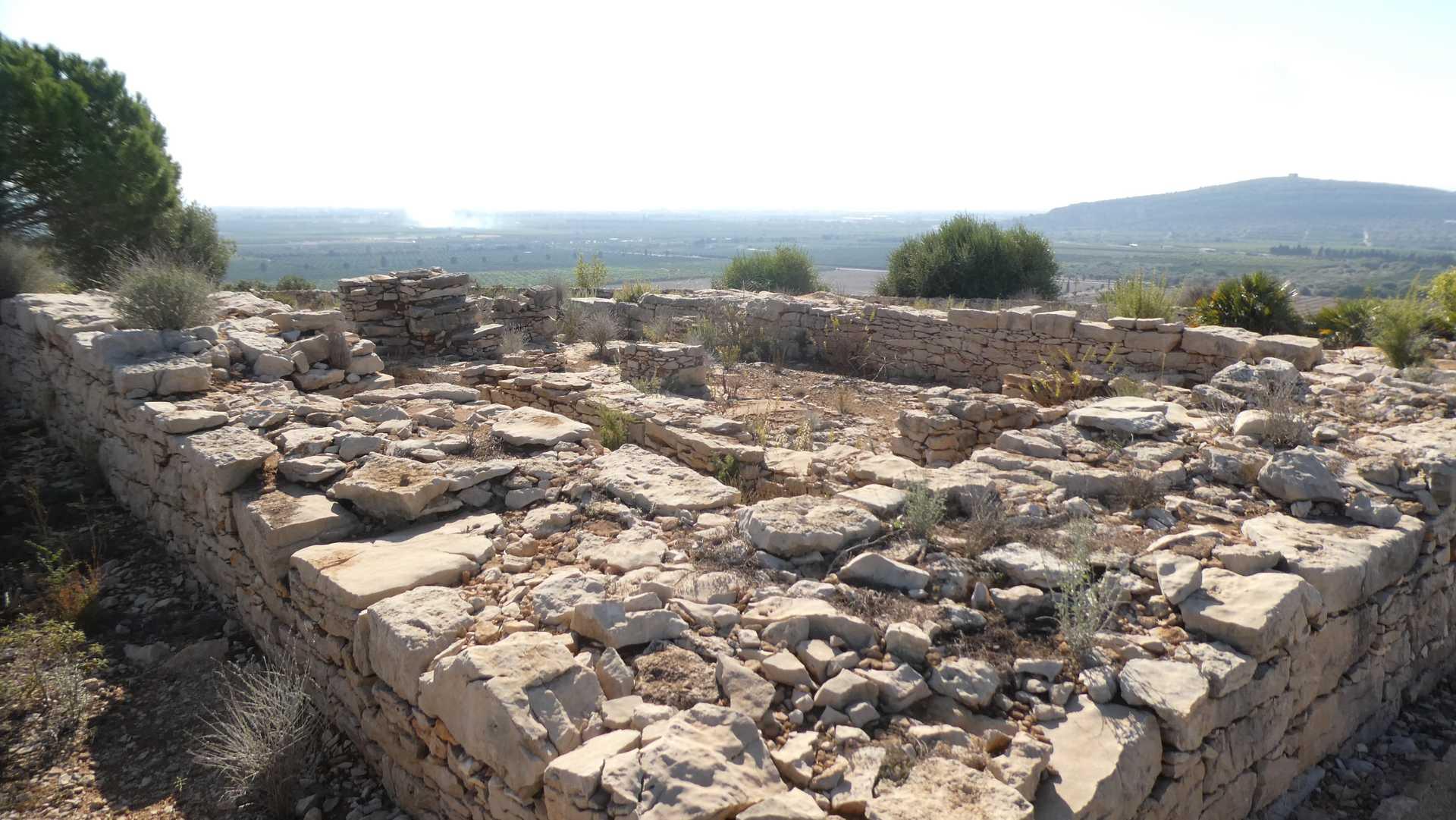 Jaciment arqueològic El Perengil