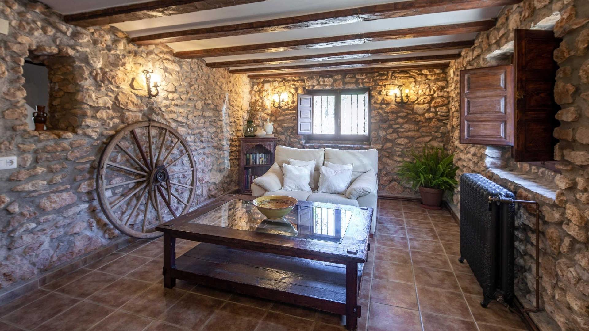 casas rurales castellon