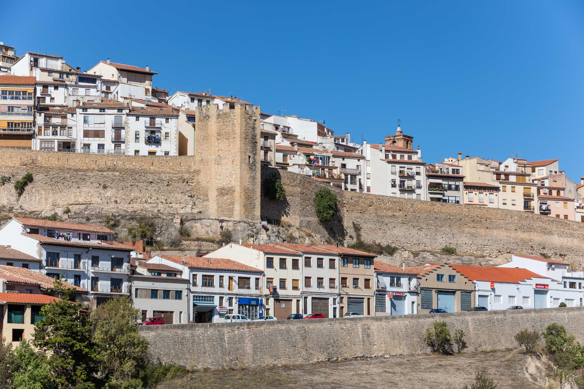 Castell I Muralles