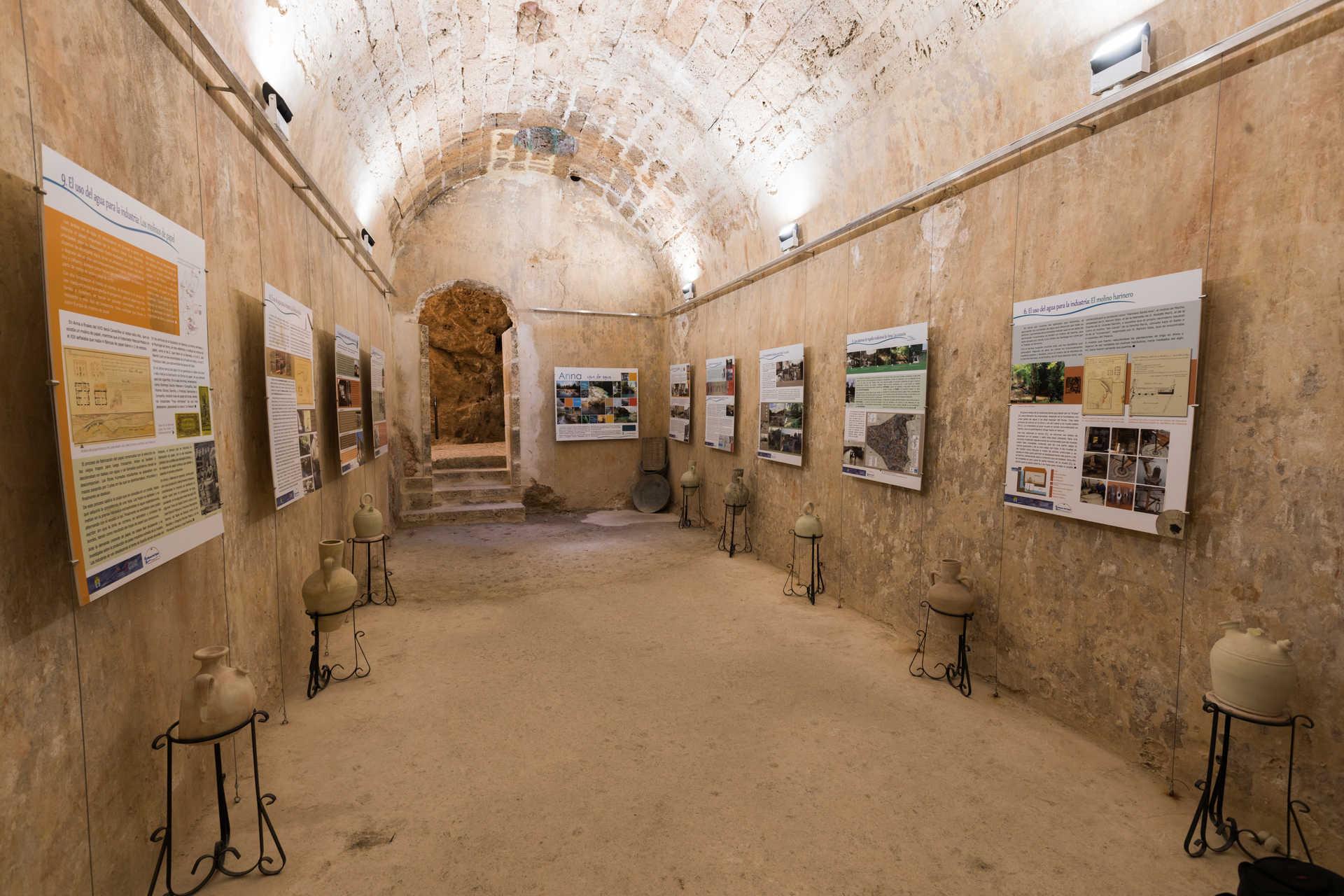 Museo etnológico y del agua