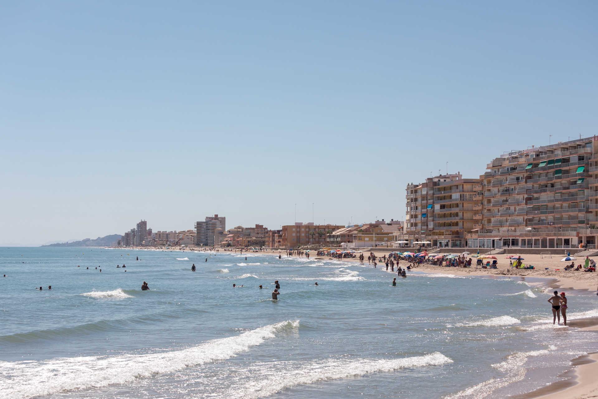 Playa El Perelló