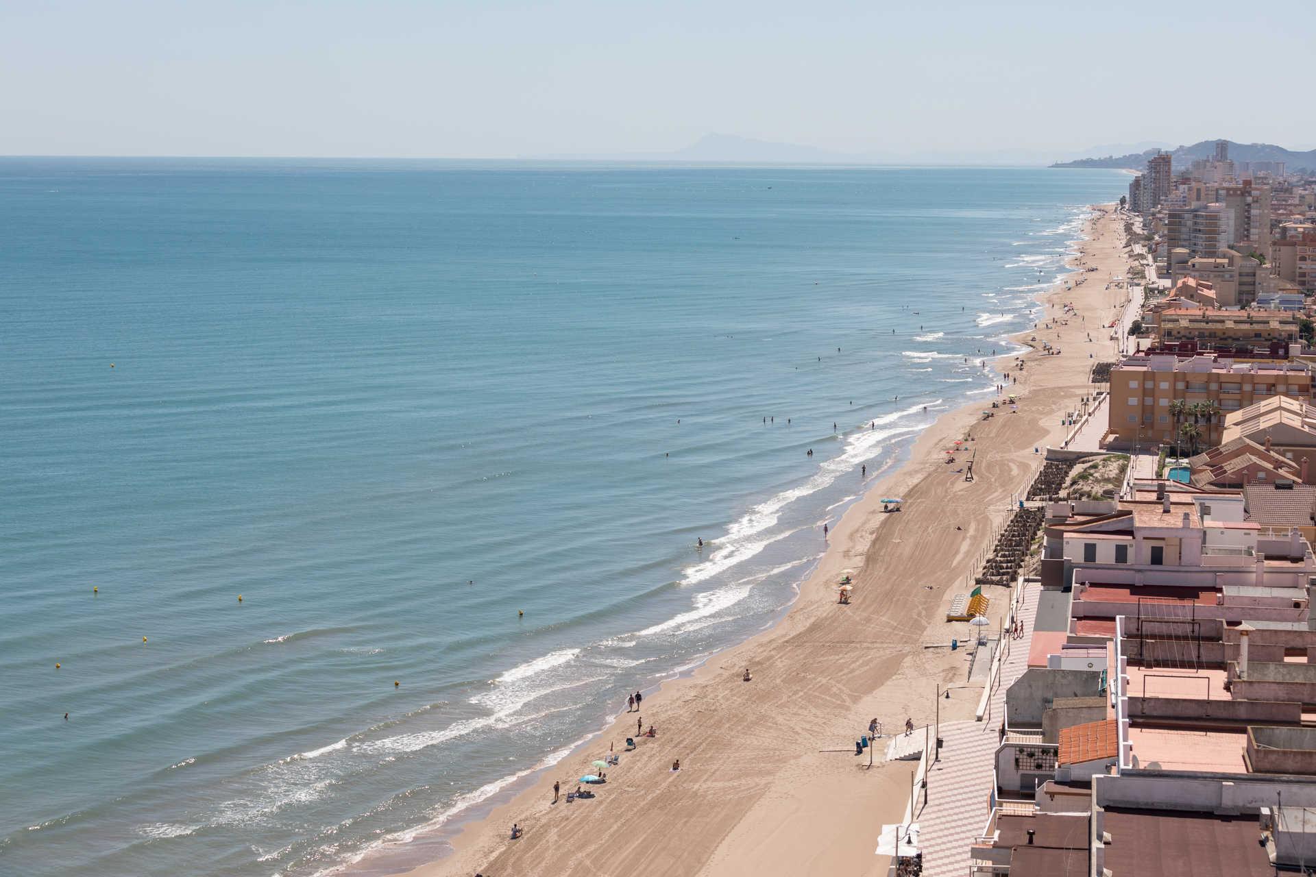 El Perelló Beach