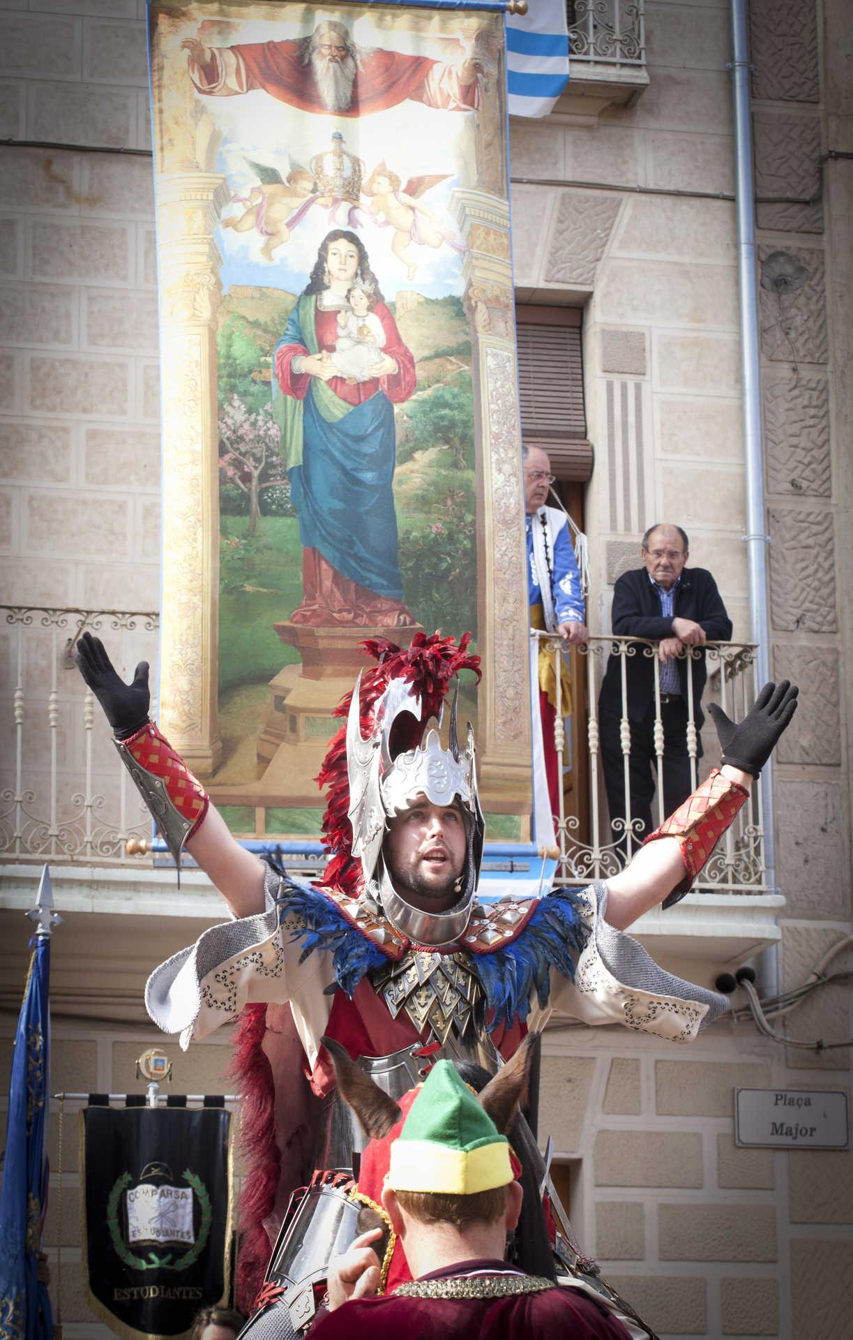 FEST DER MAUREN UND CHRISTEN ZU EHREN DER VIRGEN DE LA SALUD
