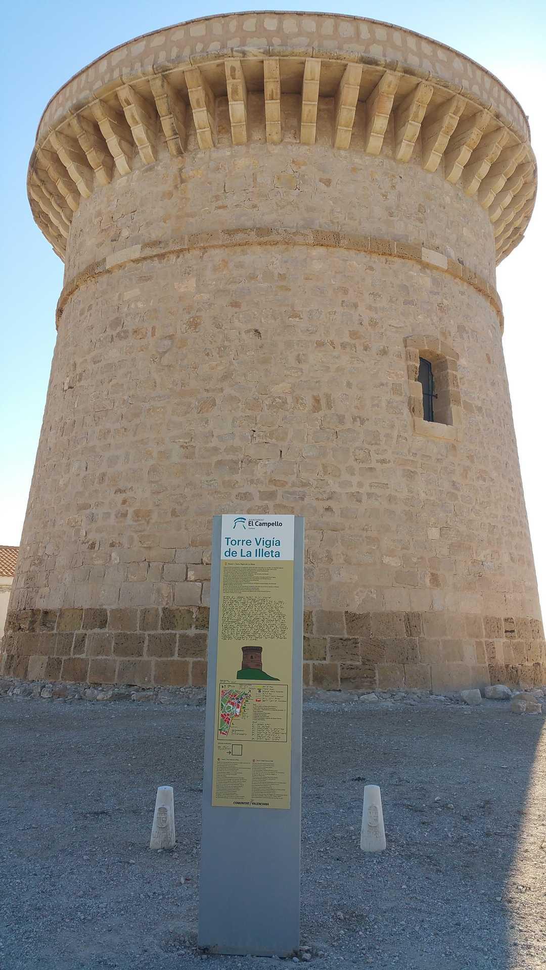 Turm von la Illeta