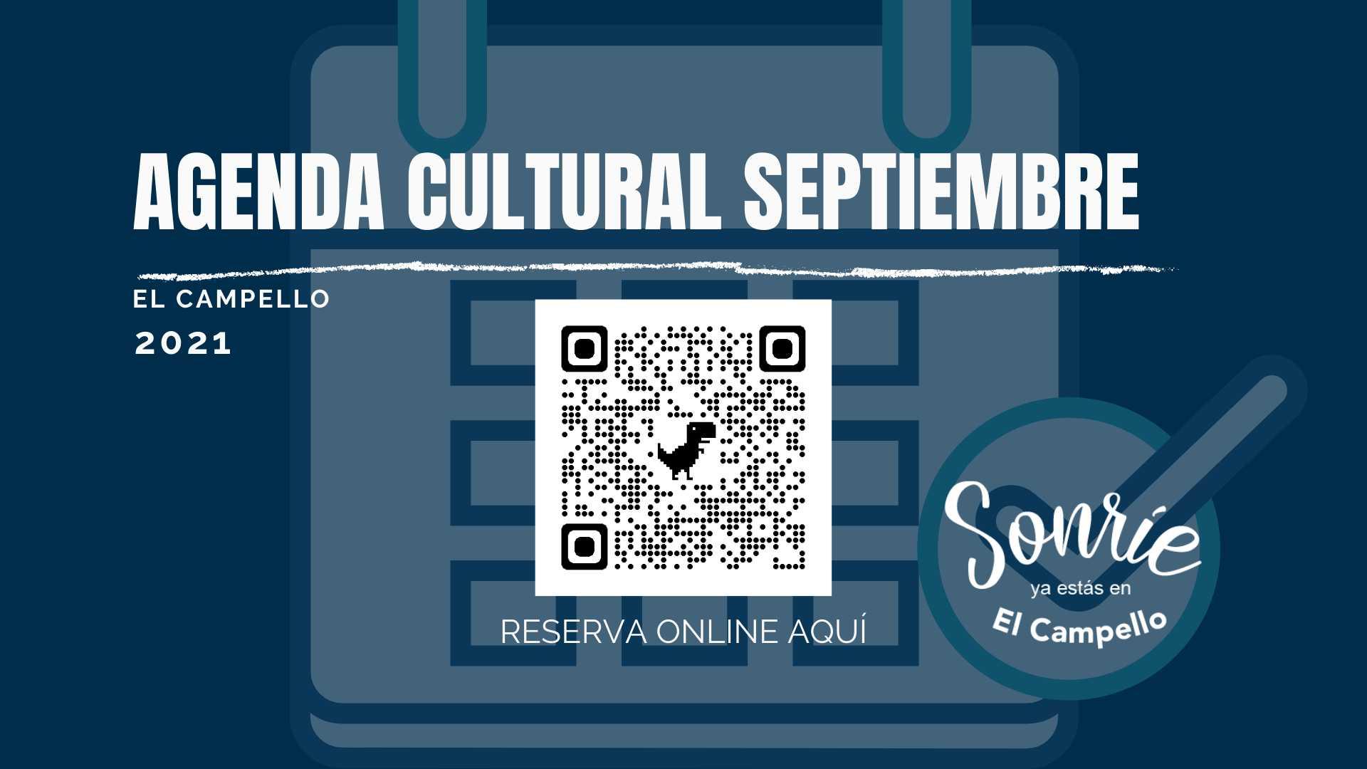 Agenda cultural septiembre 2021 | El Campello