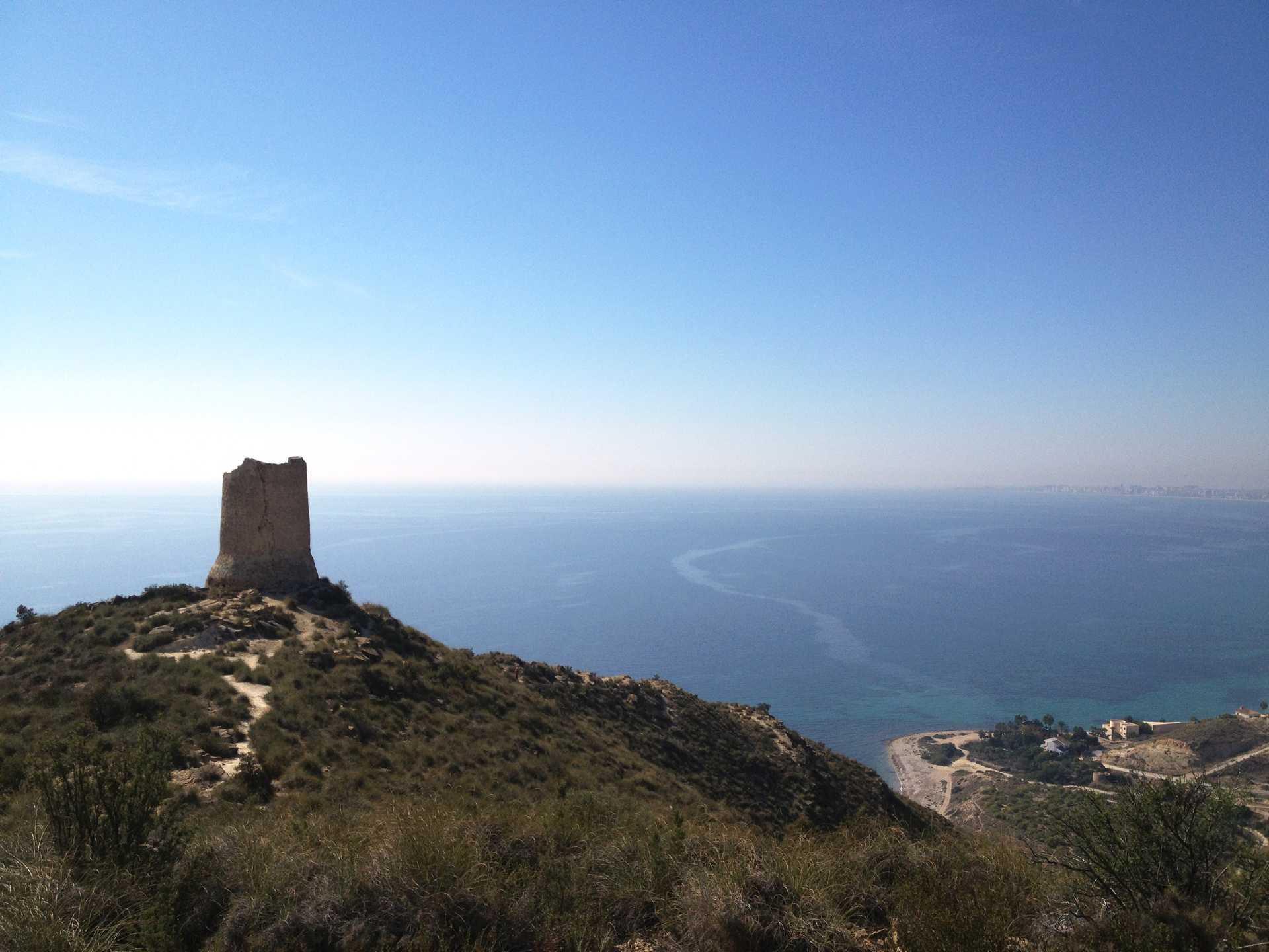Torre de LLoma de Reixes o Barranc d'Aigües