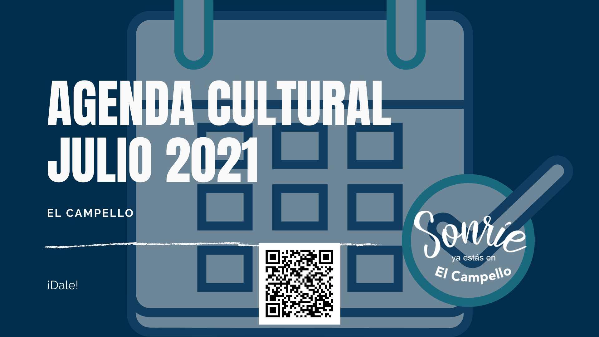 AGENDA CULTURAL JULIOL 2021 EL CAMPELLO
