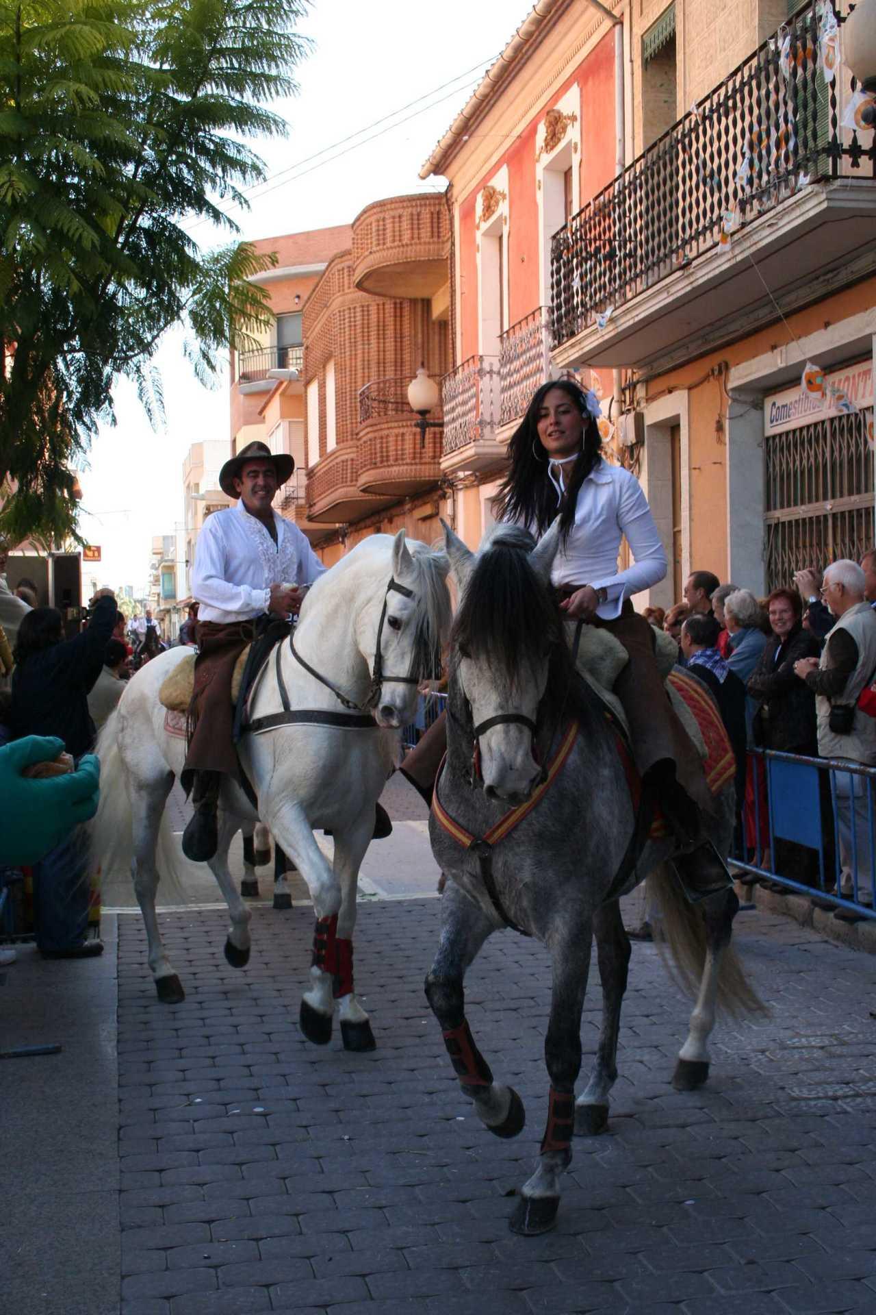 Feiern Des San Antoni del Porquet