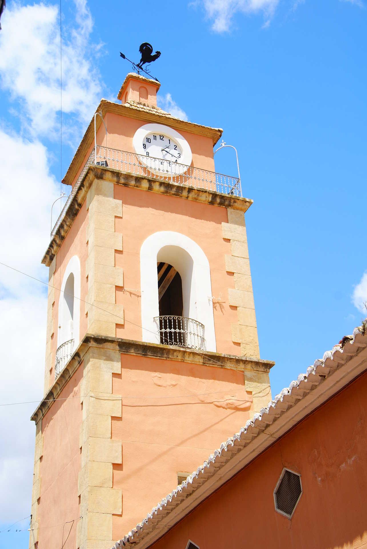 Kirche der Santa Teresa