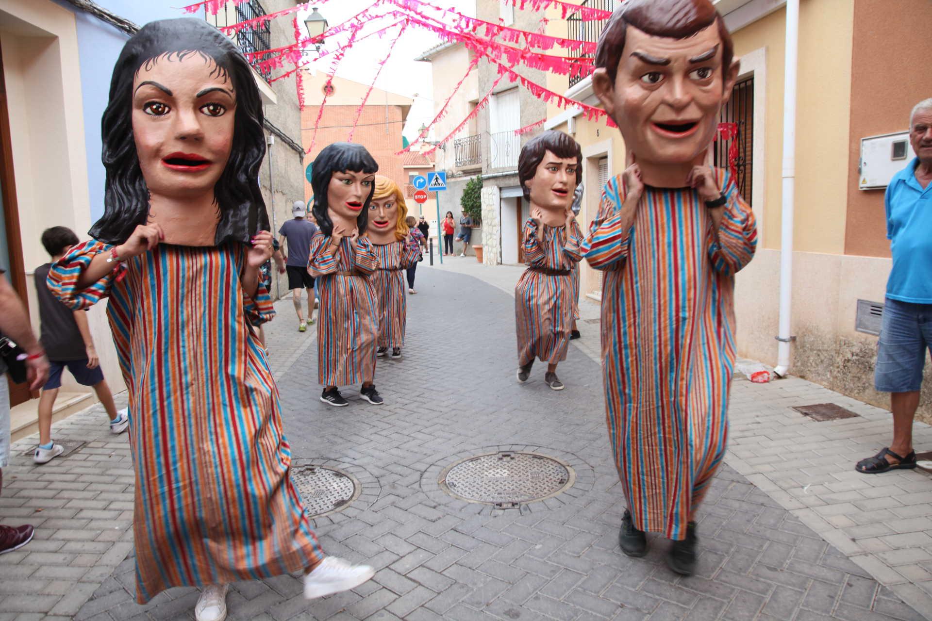 Fiestas El Ravalet