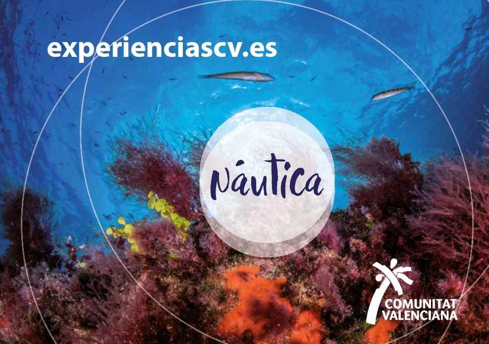 Náutica en la Comunitat Valenciana. ExperienciasCV