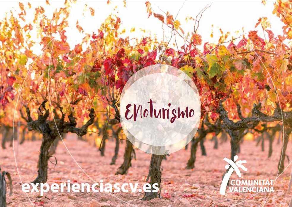 Enoturismo en la Comunitat Valenciana. ExperienciasCV