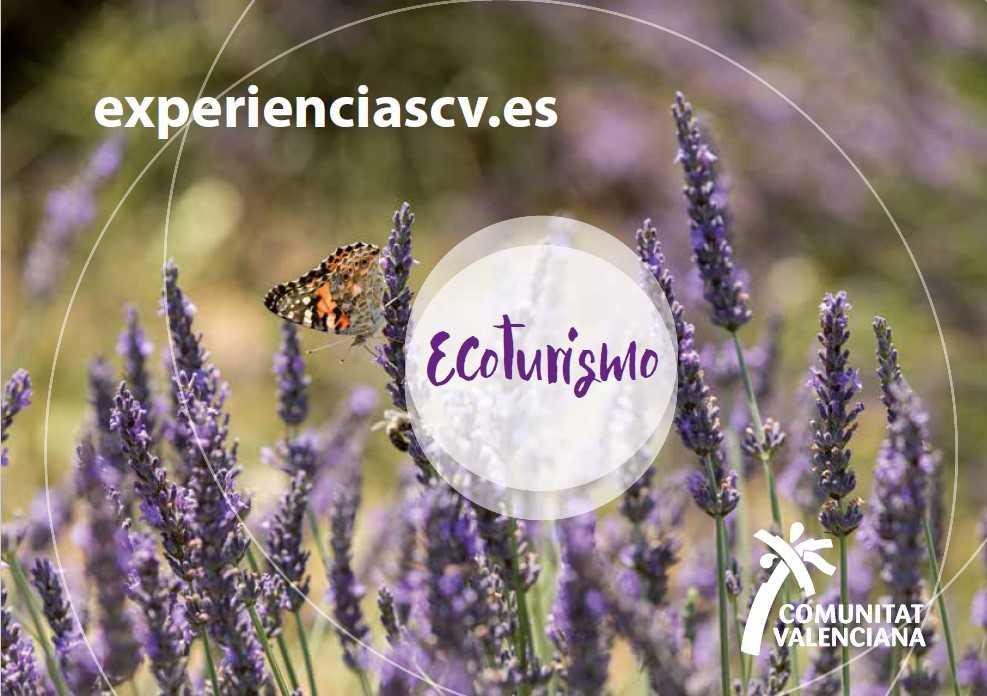 Ecoturismo en la Comunitat Valenciana. ExperienciasCV