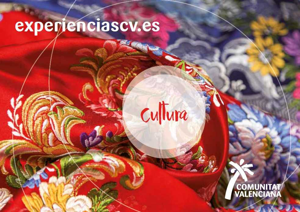 Cultura en la Comunitat Valenciana. ExperienciasCV