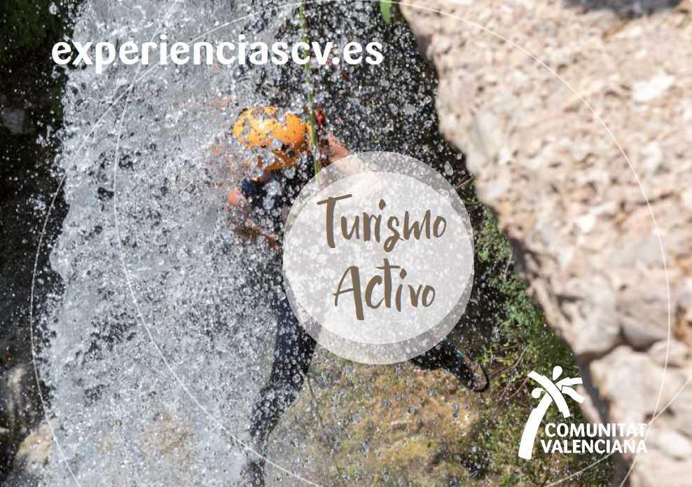 Turismo Activo en la Comunitat Valenciana. ExperienciasCV