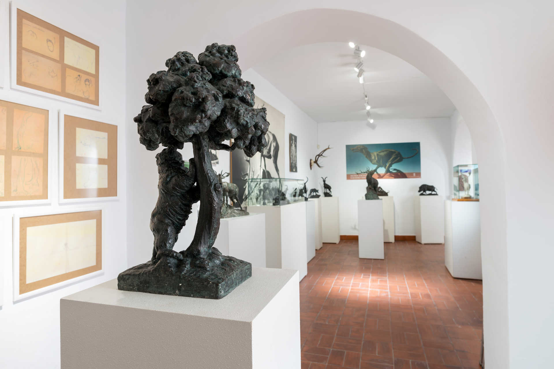 Museum Home Of The Sculptor Navarro Santafe