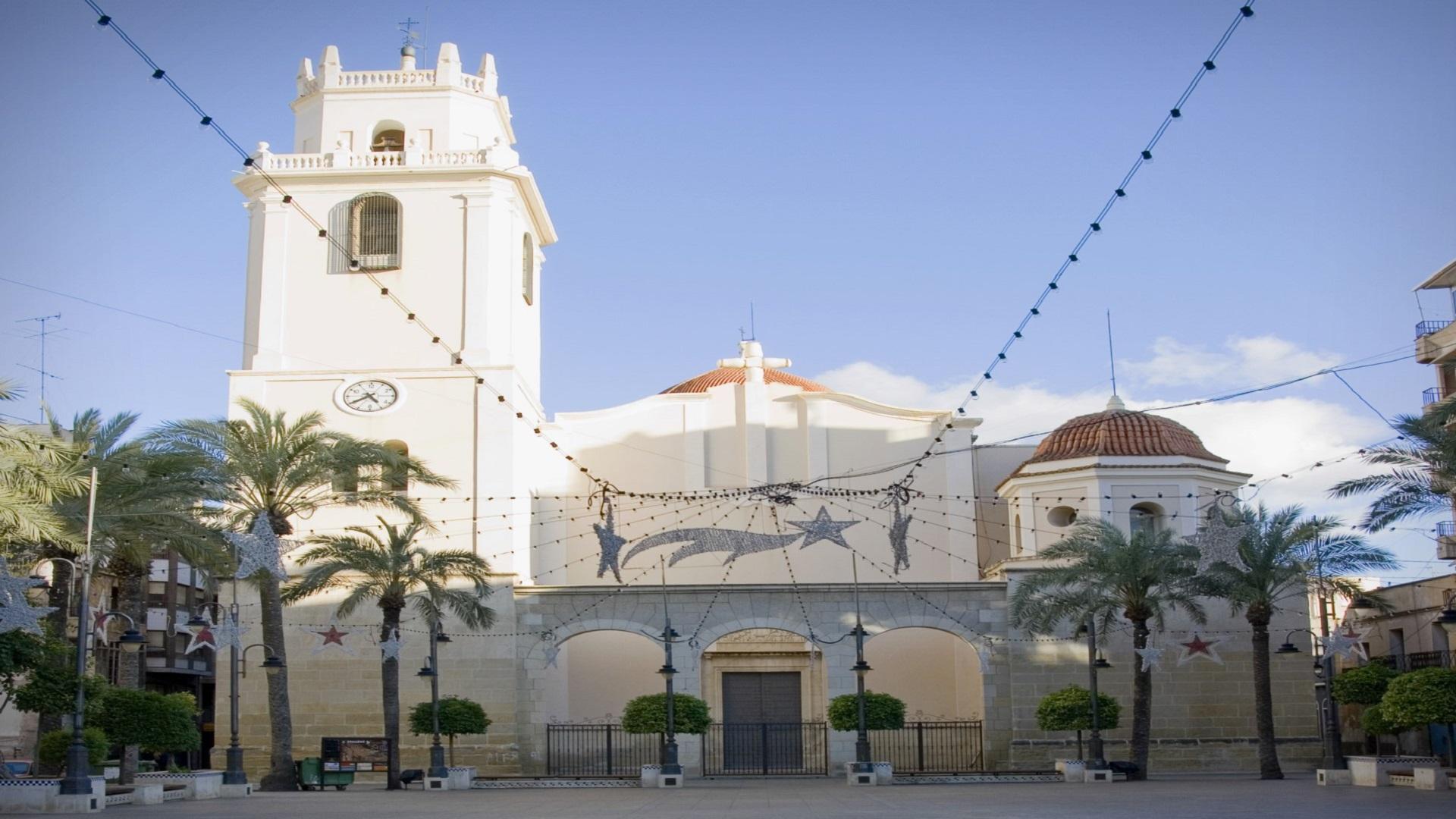Église de Notre-Dame de Belén