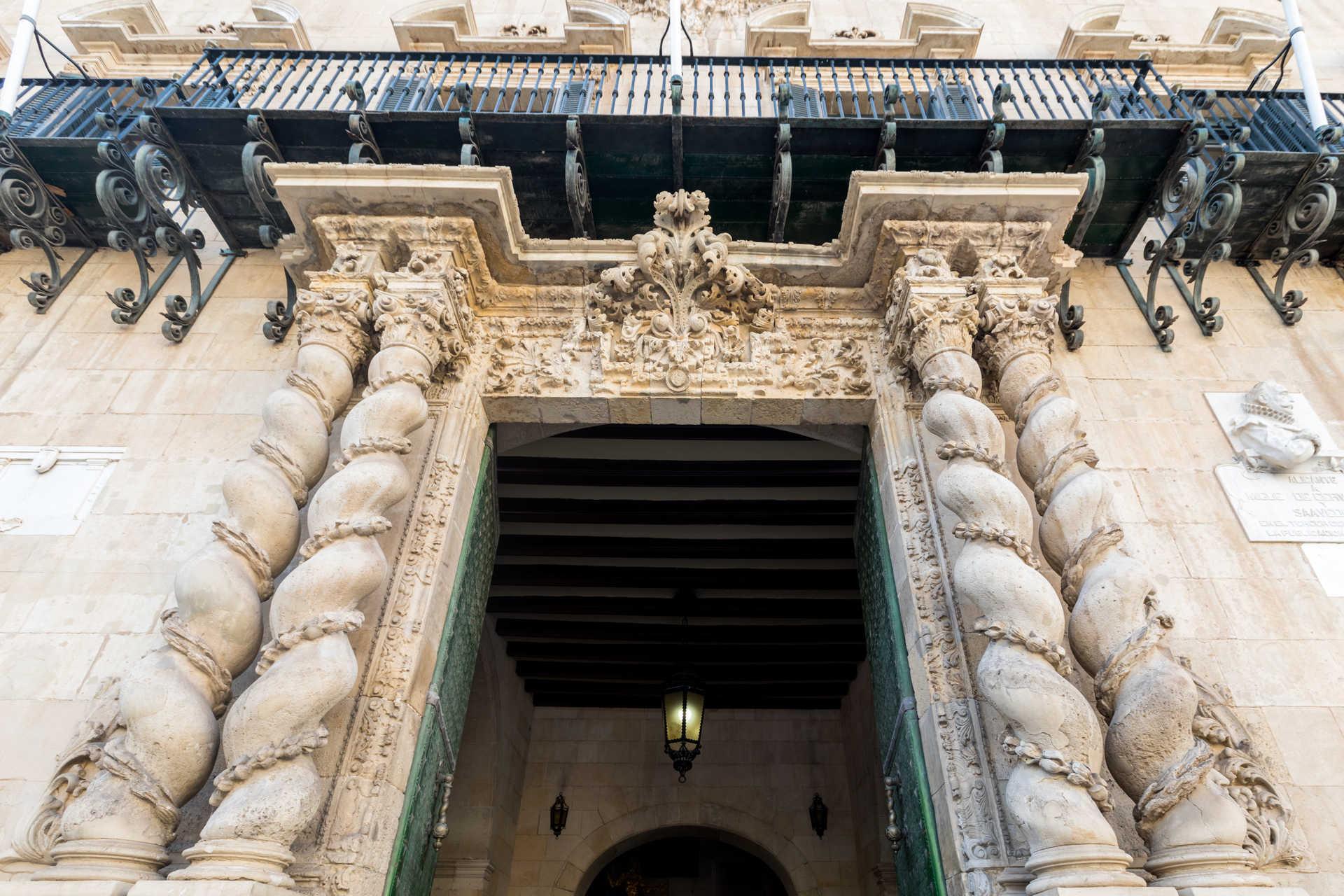 Ayuntamiento de Alicante (Casa Consistorial)