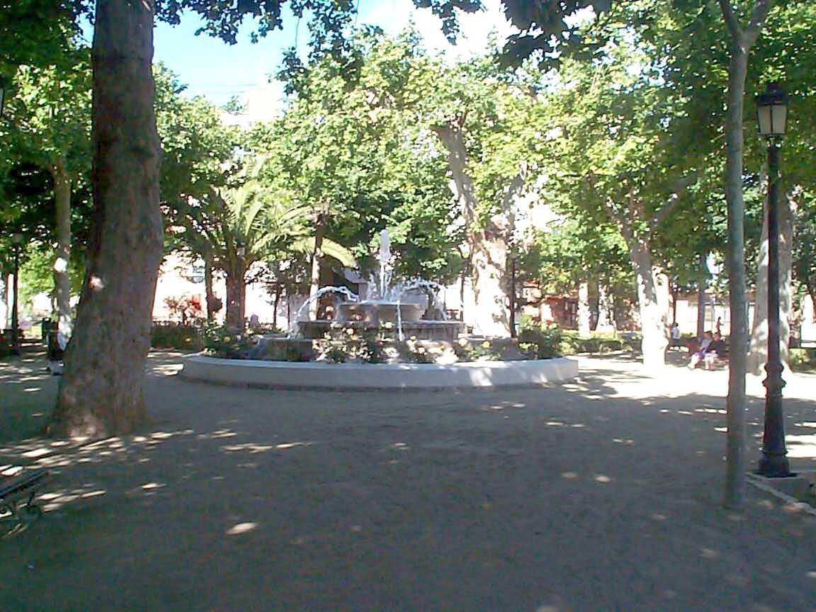 Jardín del Botánico Pau ( La glorieta)