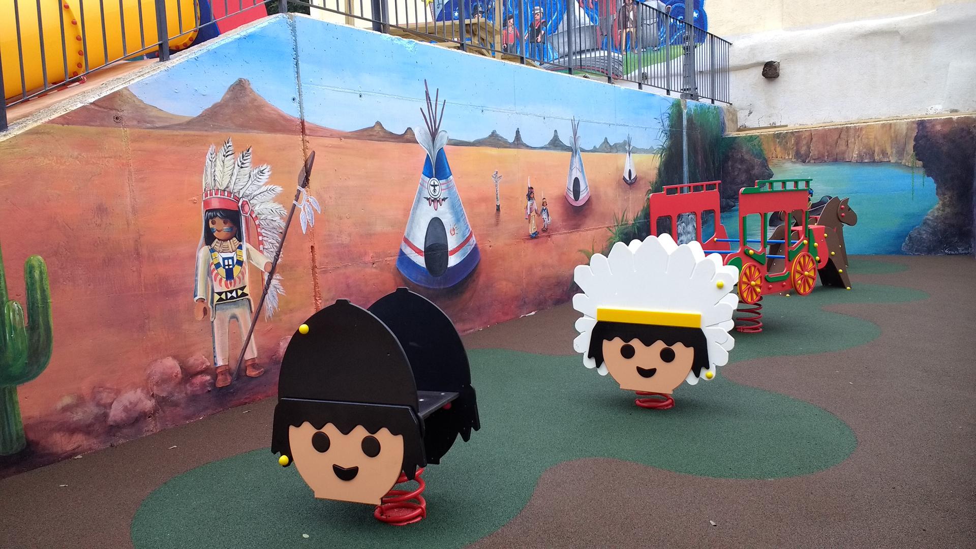 Parc Playmobil