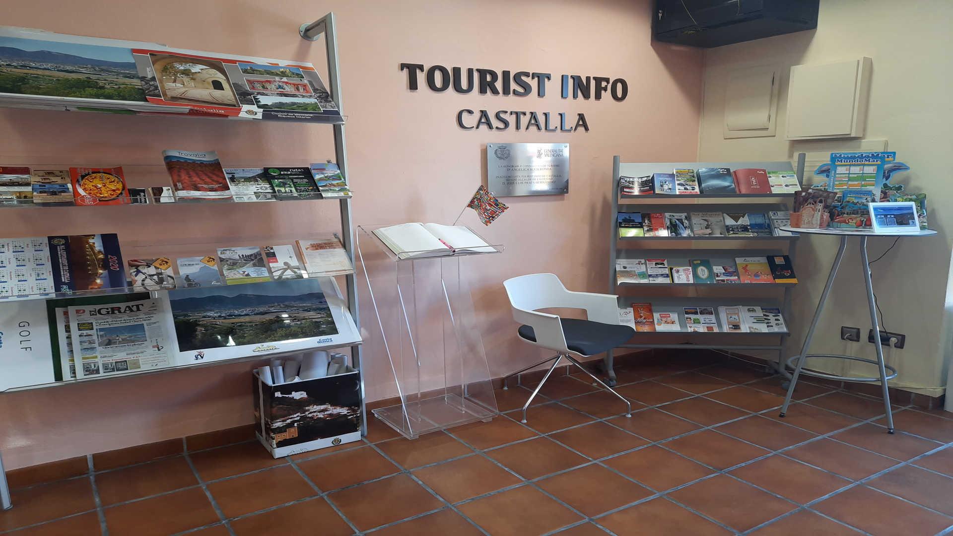 TOURIST INFO CASTALLA