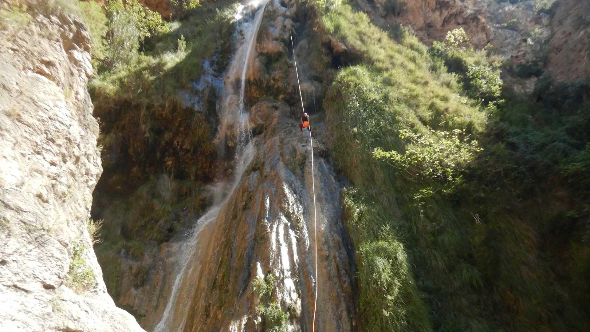 Otonel gorge