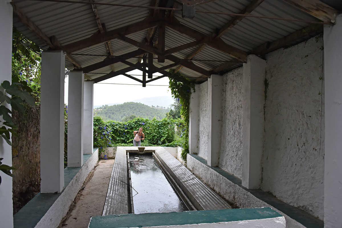 Fuente Santa Bárbara