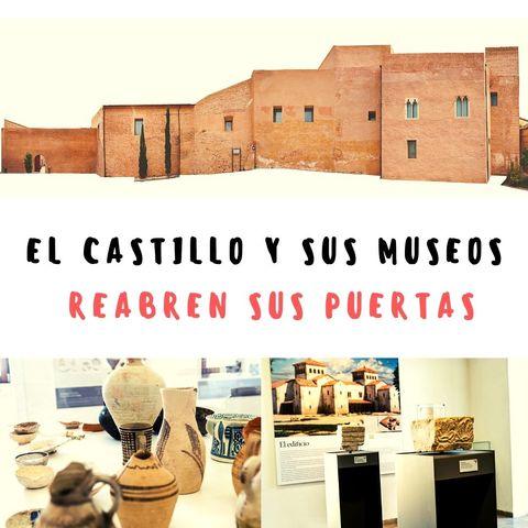 El castillo de Riba-roja y sus museos reabren sus puertas