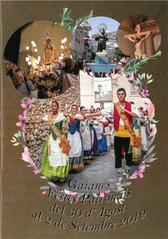 Fiestas Patronales de Gaianes