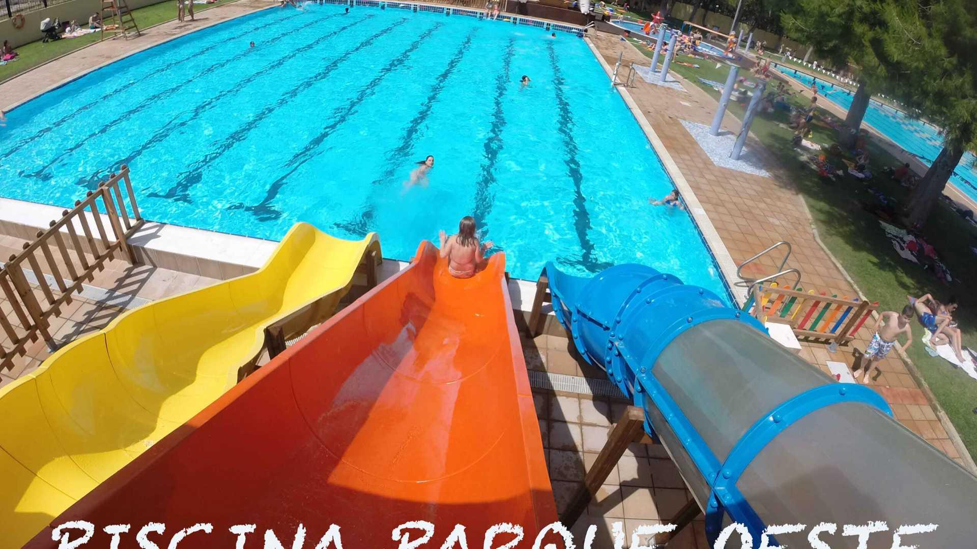 Reapertura de las piscinas municipales