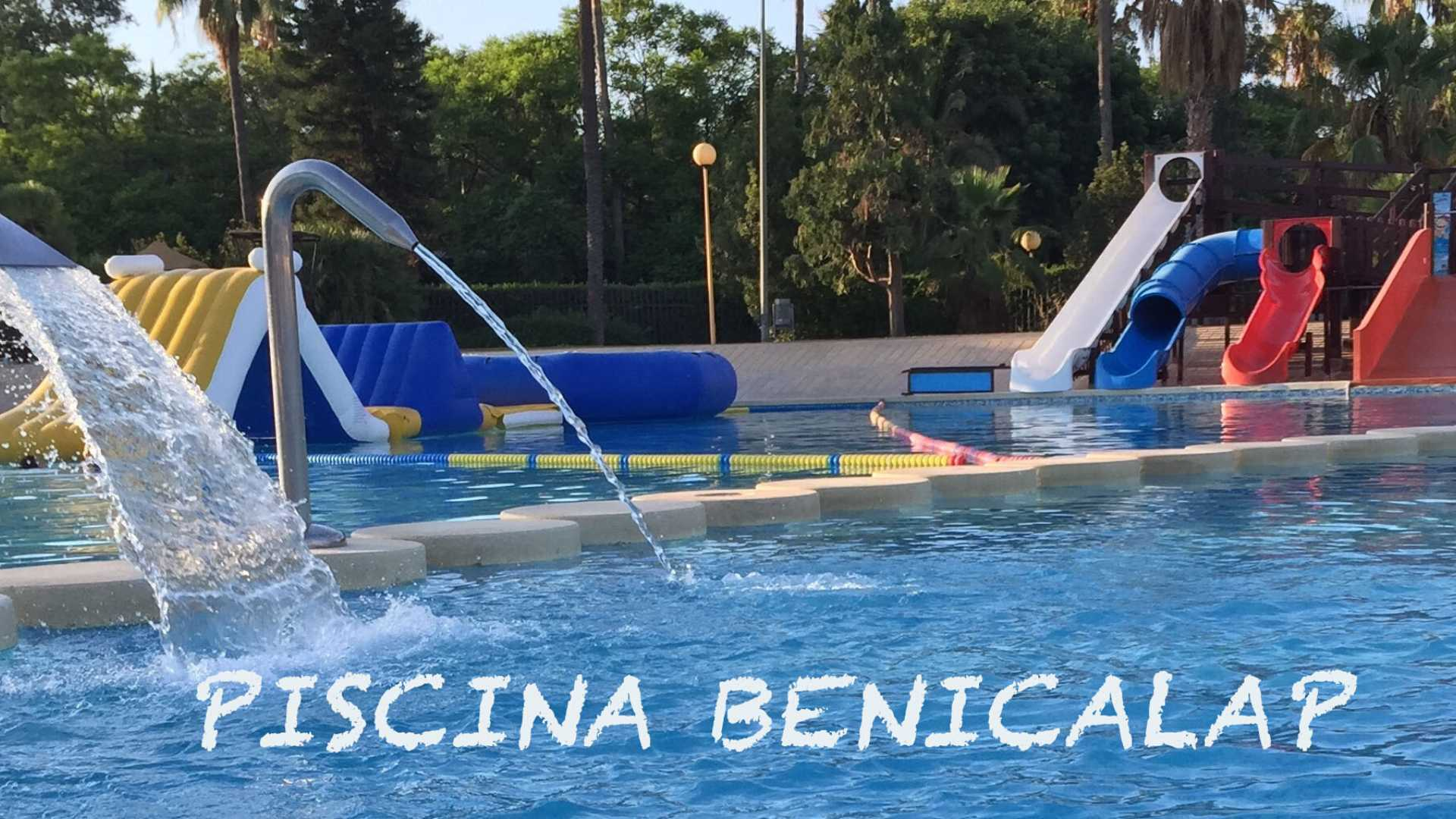 Réouverture des piscines municipales