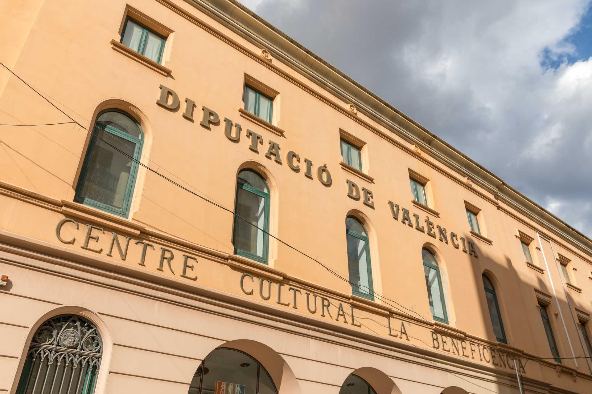 Casa de la Beneficencia. Musée de Préhistoire et des cultures de Valencia