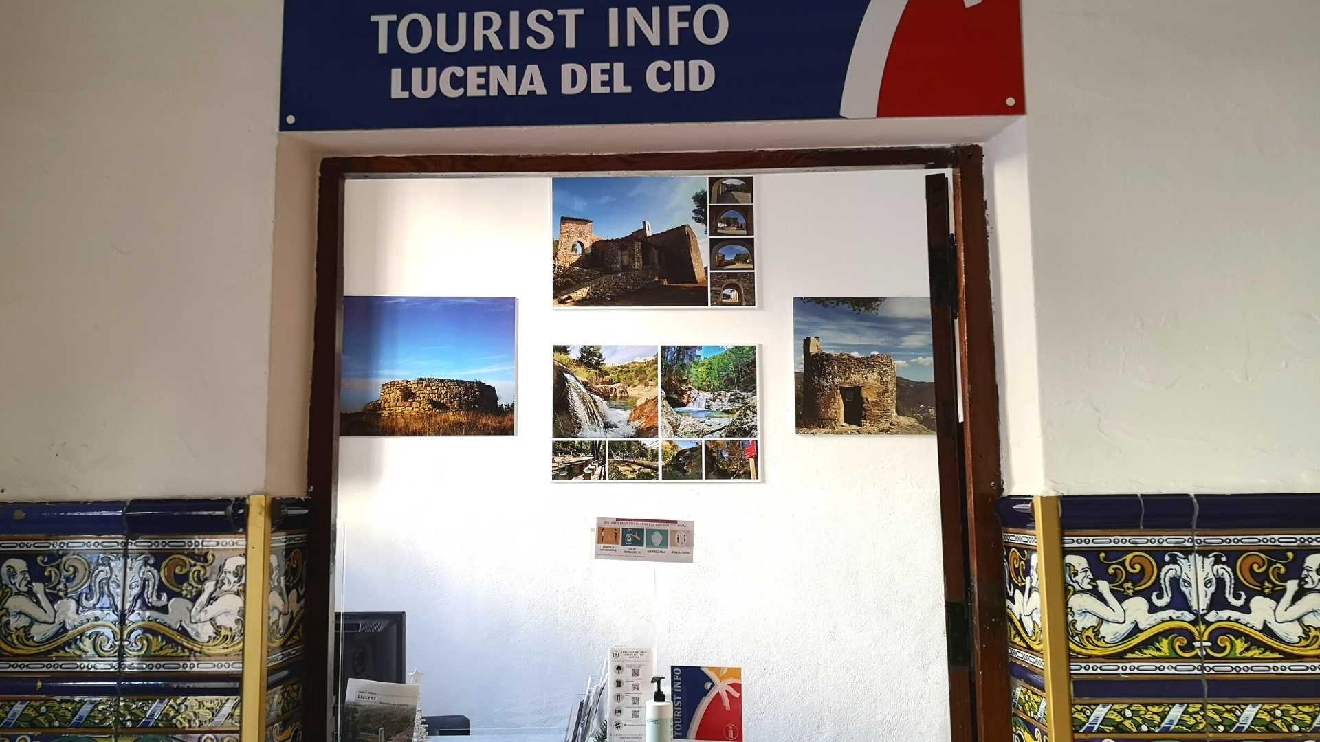 TOURIST INFO LUCENA DEL CID