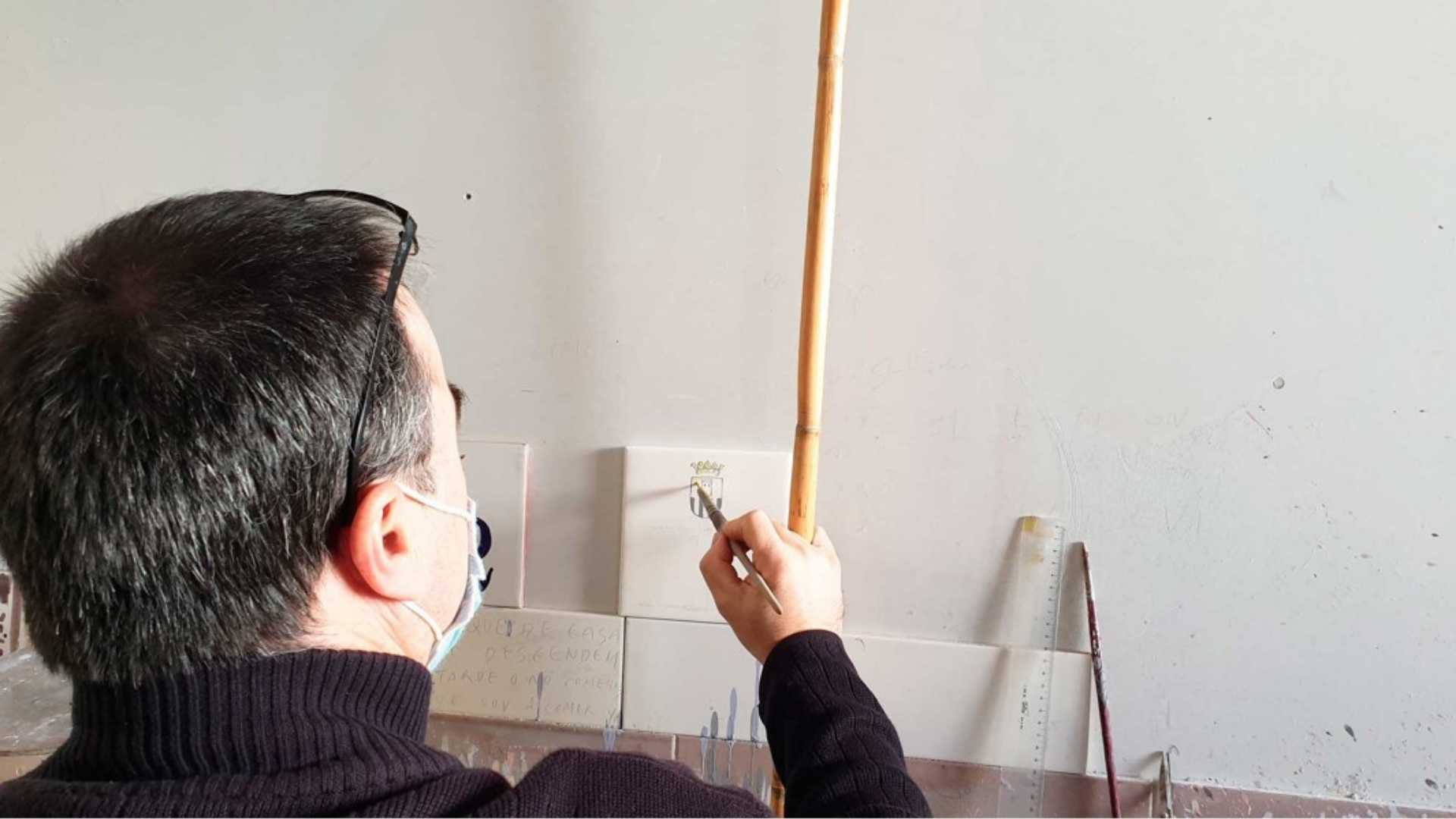 Pinta tu azulejo