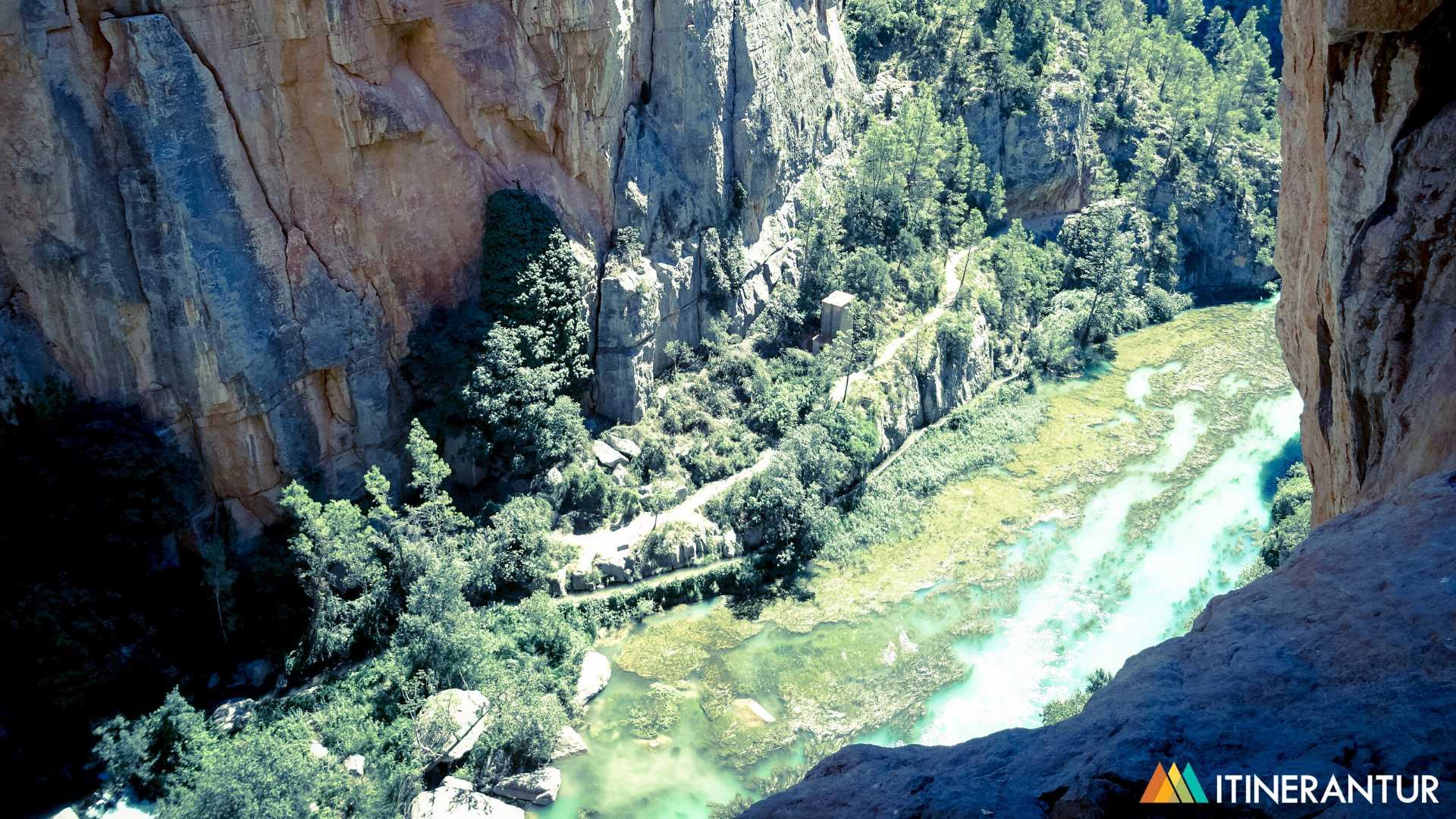 Fluviofelicidad en Montanejos