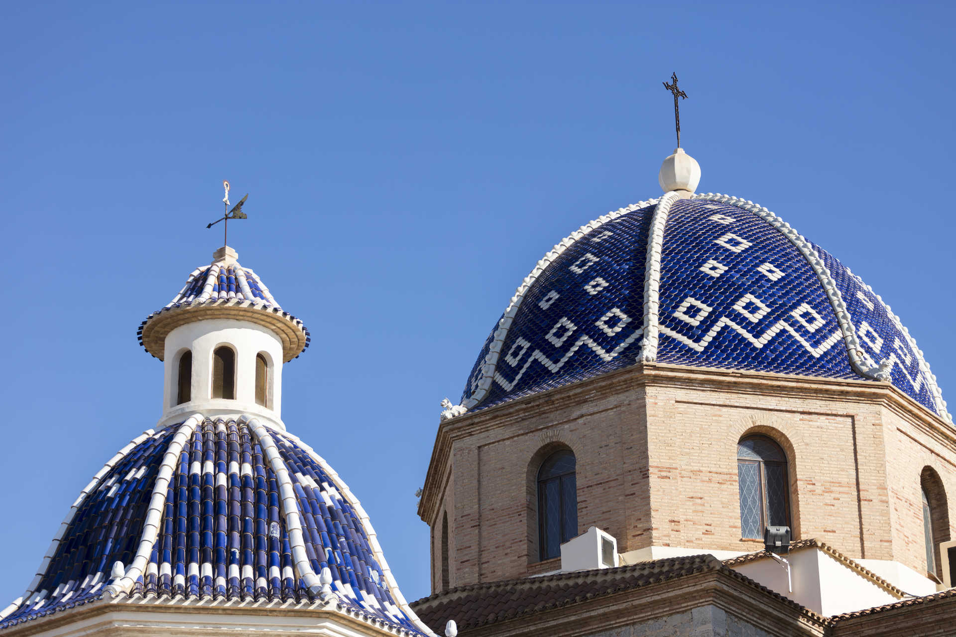 Guided tour of Altea