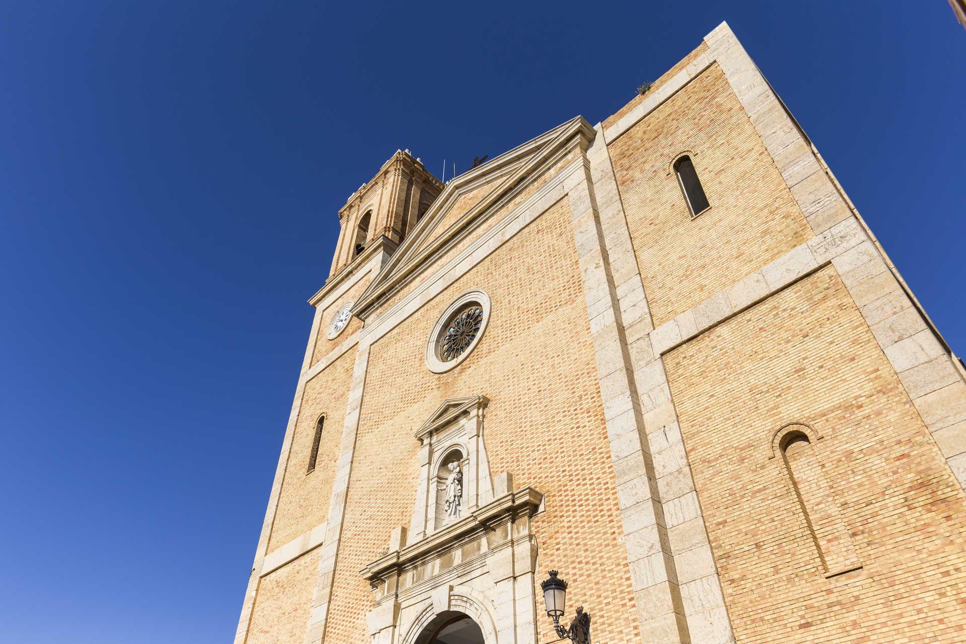 Iglesia de la Virgen del Consuelo