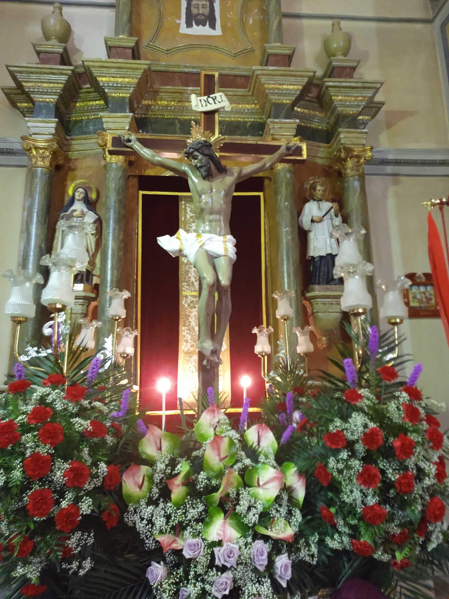 FESTIVITAT DEL SANTÍSIMO CRIST DE LA CLEMENCIA