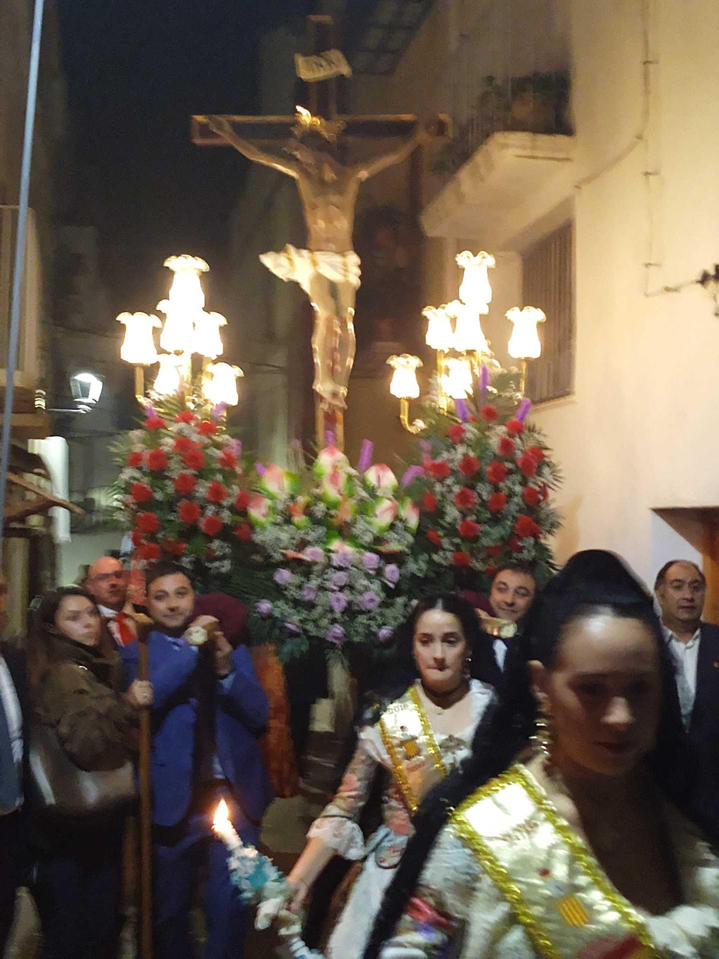 FESTIVIDAD DEL SANTÍSIMO CRISTO DE LA CLEMENCIA