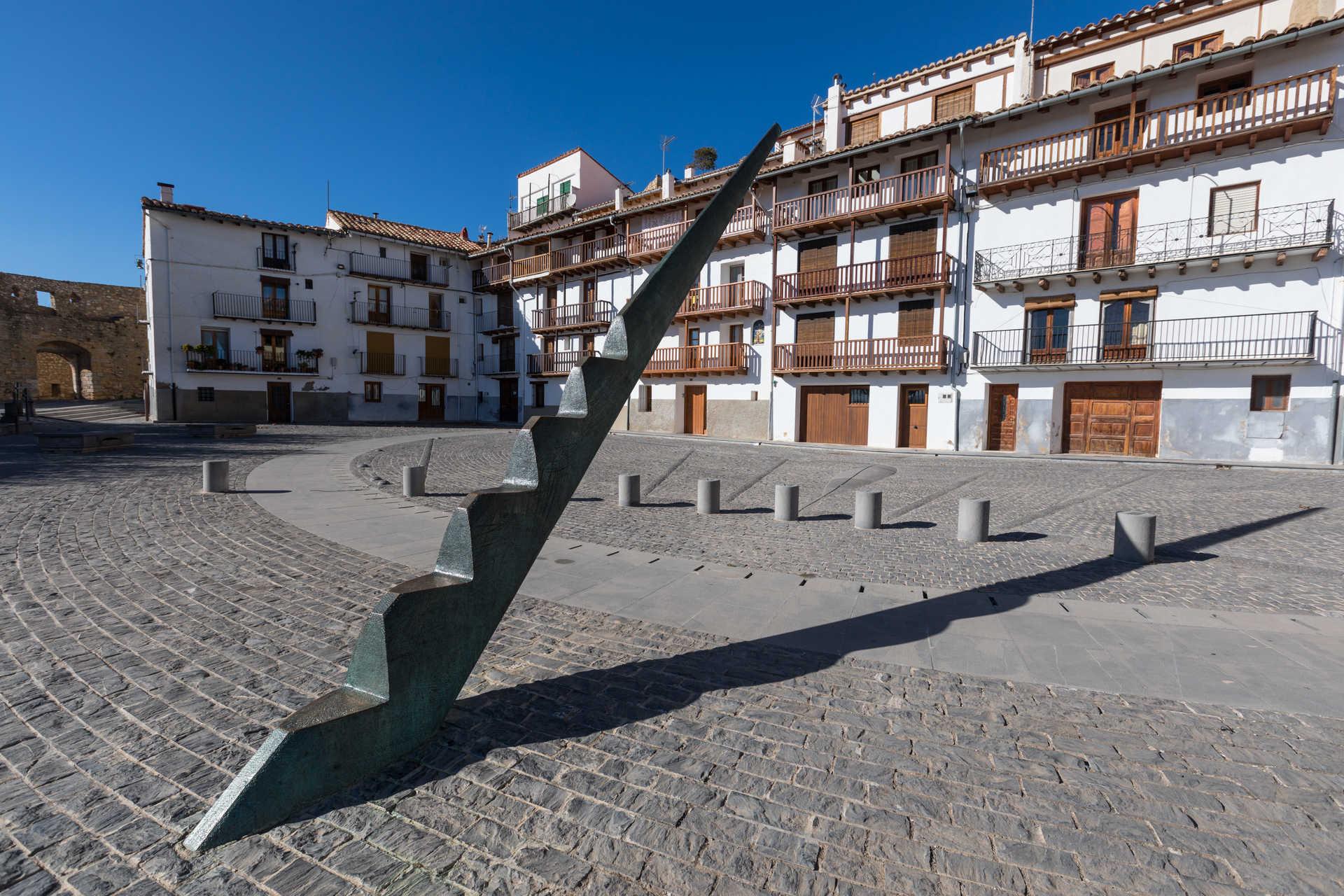 Stadt Morella