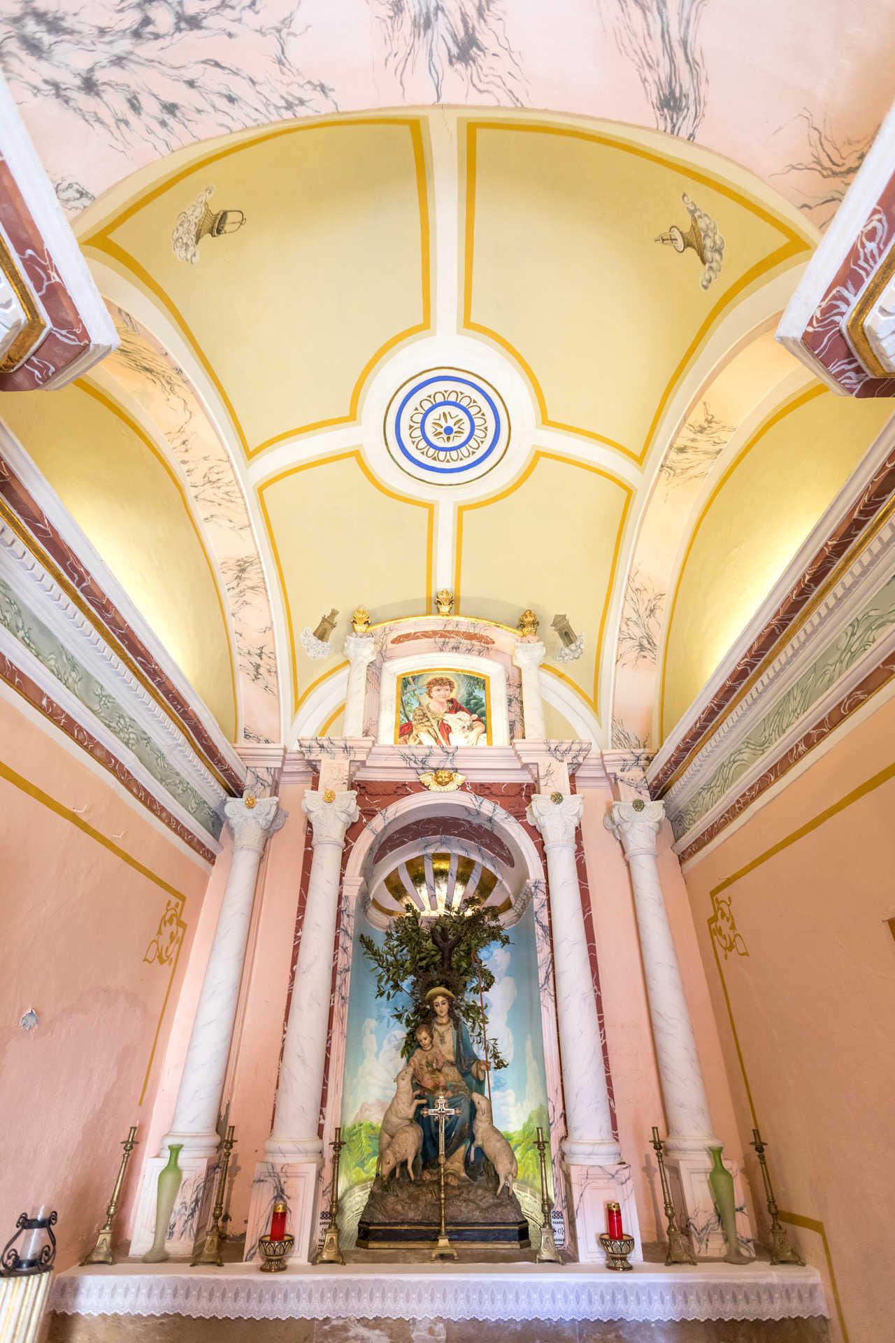 Chapel of Divina Pastora