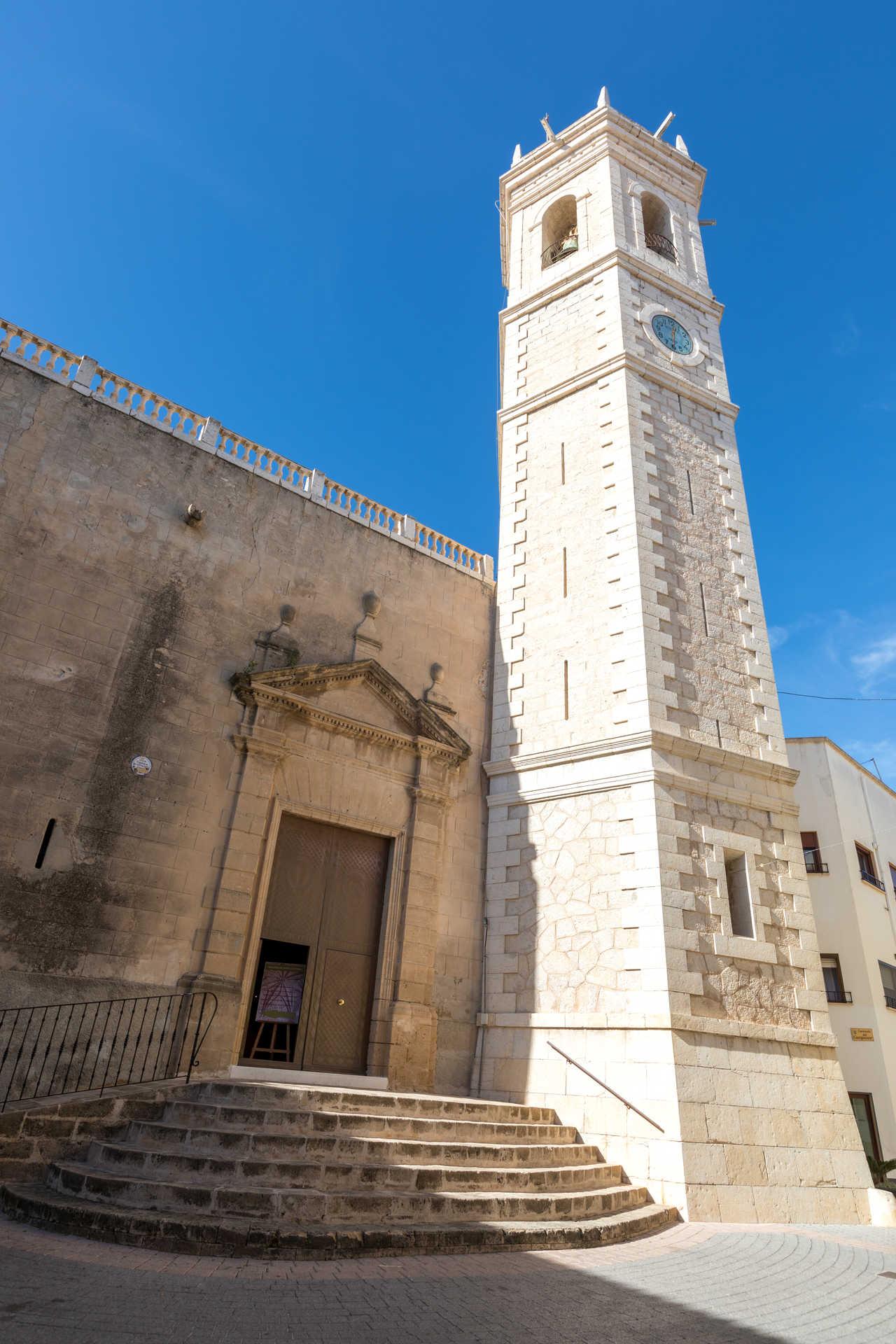 Parrish Church of Santa Caterina