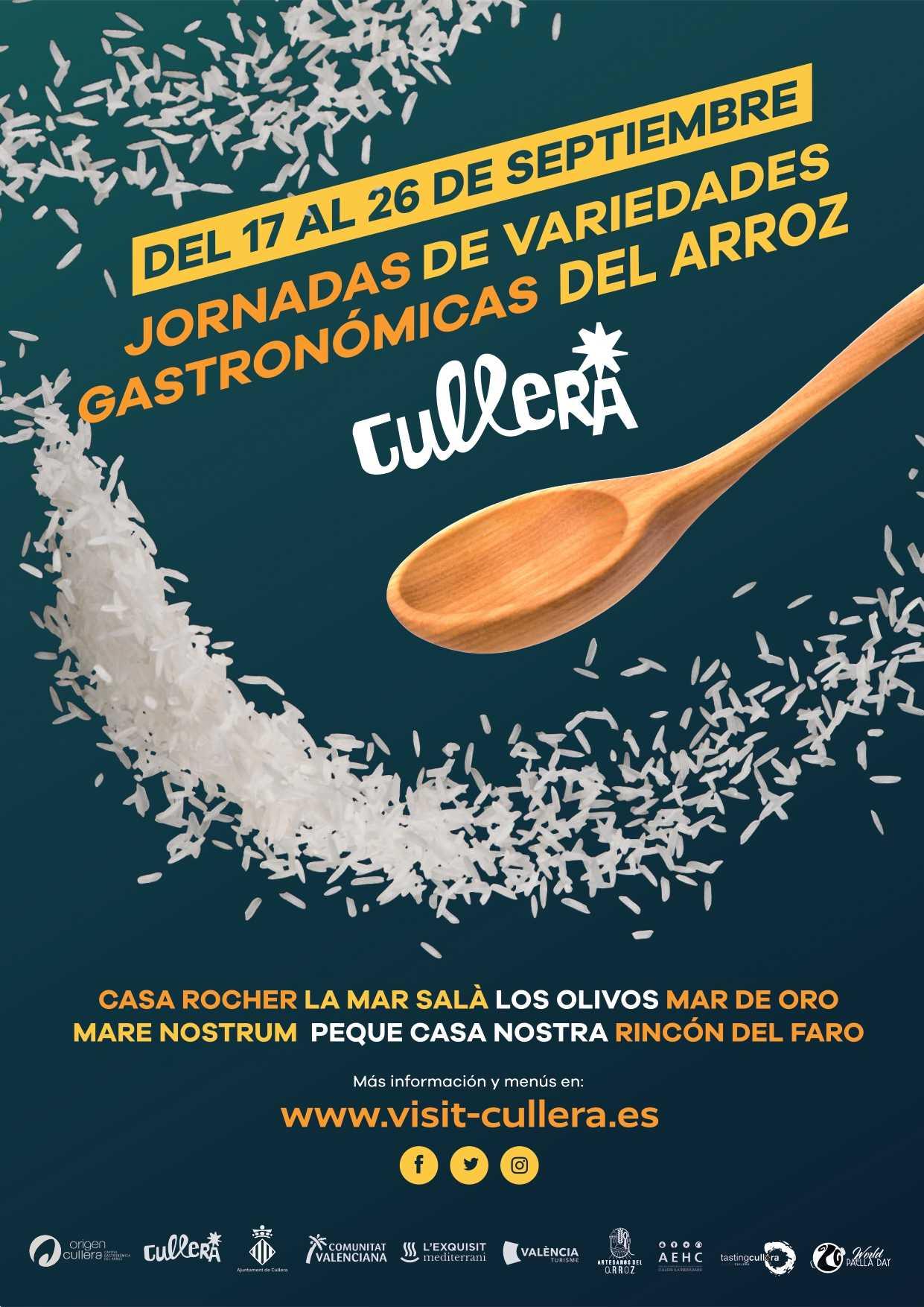 Dastronomic Days of Rice in Cullera