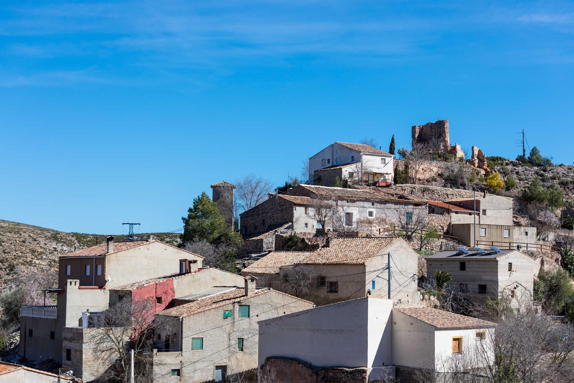 Castillo de Otonel