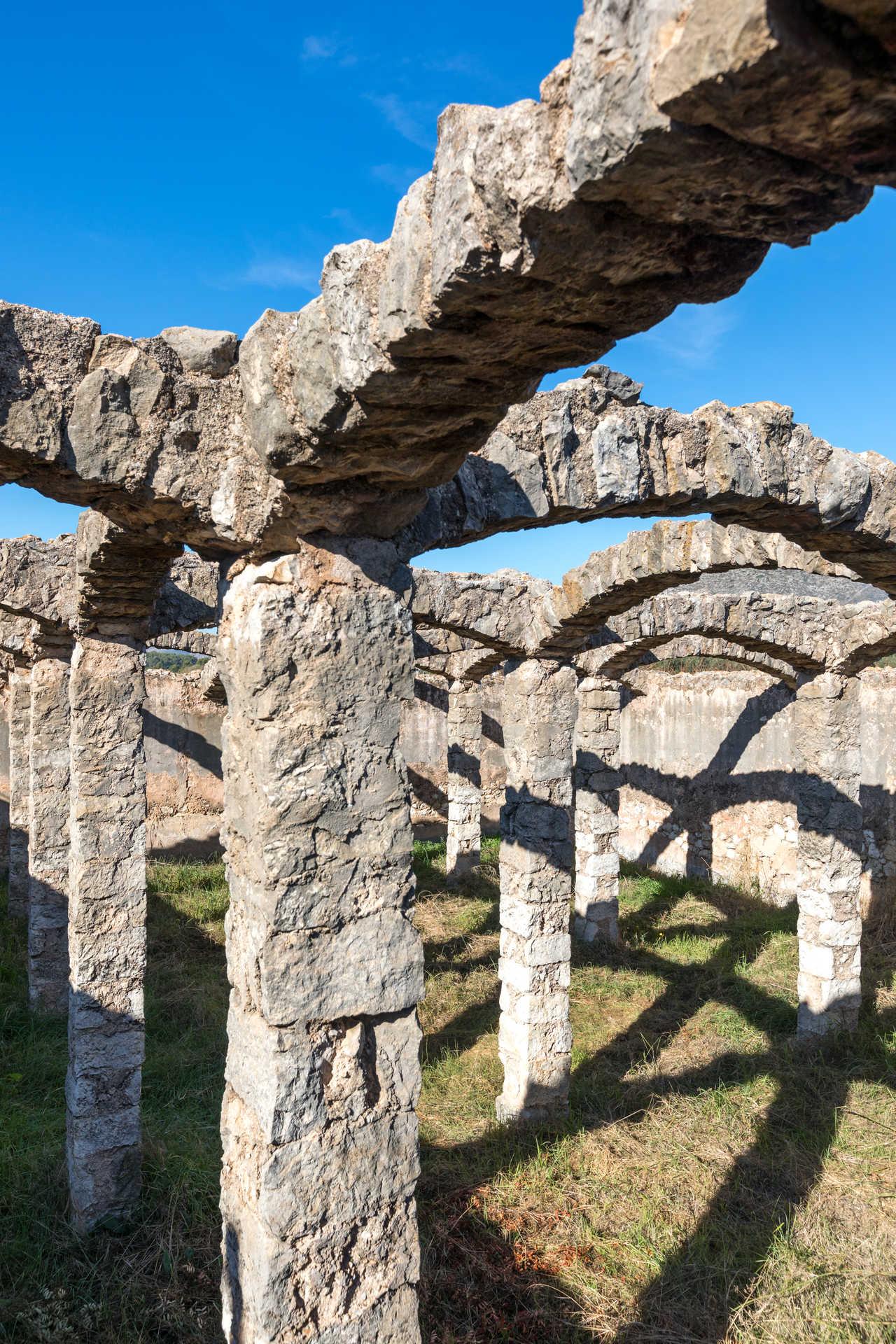 Bassa de Sopena o dels Arcs