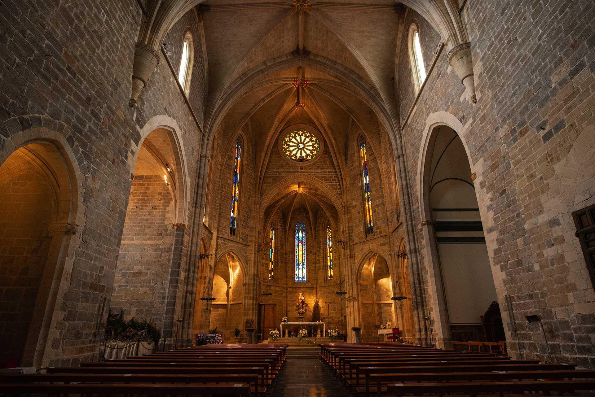 Kirche Des Erzpriesters Sant Mateu