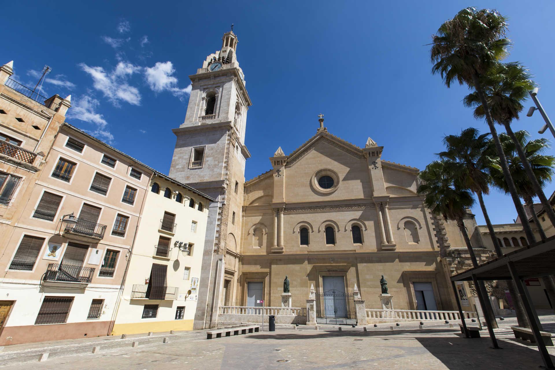 Église Colegiata de la Asunción de Nuestra Señora. La Seu