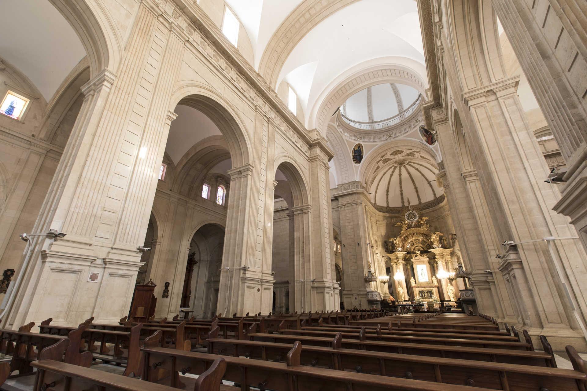 Església Col·Legiata de l'Assumpció de la Mare de Déu. La Seu
